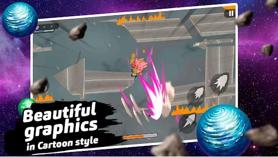 Super Dragon Fighters Mod Apk