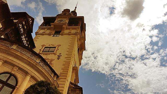 castel peles sinaia mai 2016