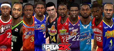 pba2k12 roster