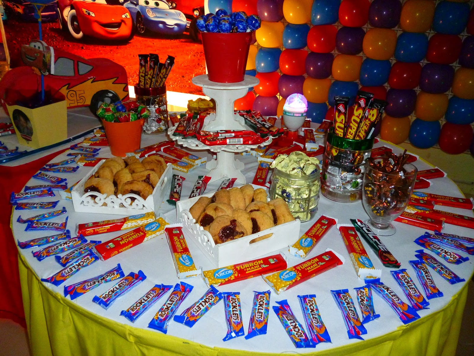 Fiestas personalizadas ideas de decoraci n de fiesta - Ideas decoracion fiesta ...