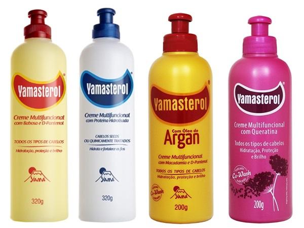 tratamento com creme yamasterol low poo