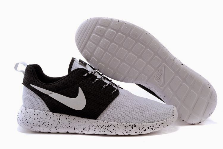 nowsshop nike roshe run blancas negras tallas 36 44 42. Black Bedroom Furniture Sets. Home Design Ideas
