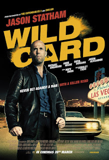 Wild Card (2015) – มือฆ่าเอโพดำ [พากย์ไทย]