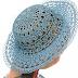 Patron Crochet Sombrero Ala Redonda
