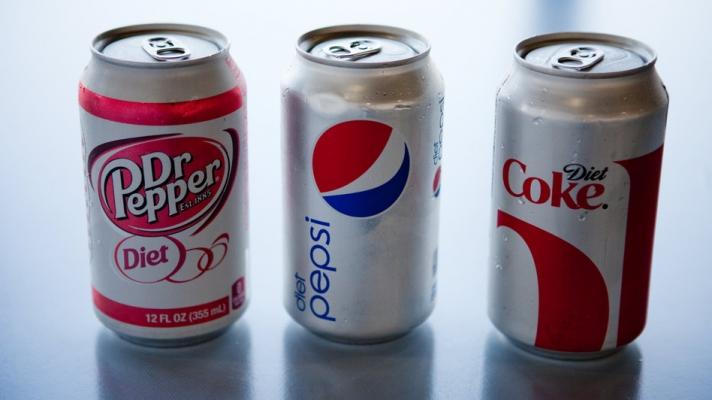 coke dietetico al linfoma