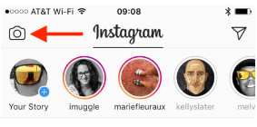 How to Add Photos and Videos From Your Camera Roll to Your Instagram