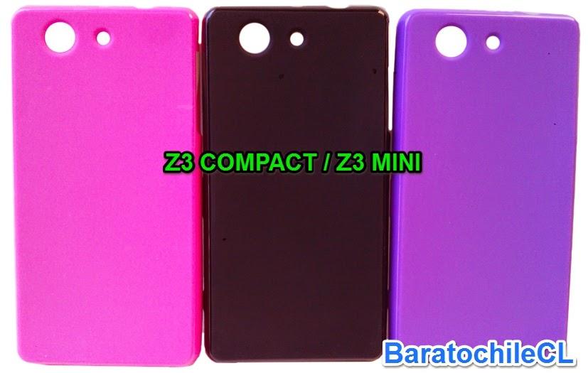 Carcasa Z3 Compact Mini