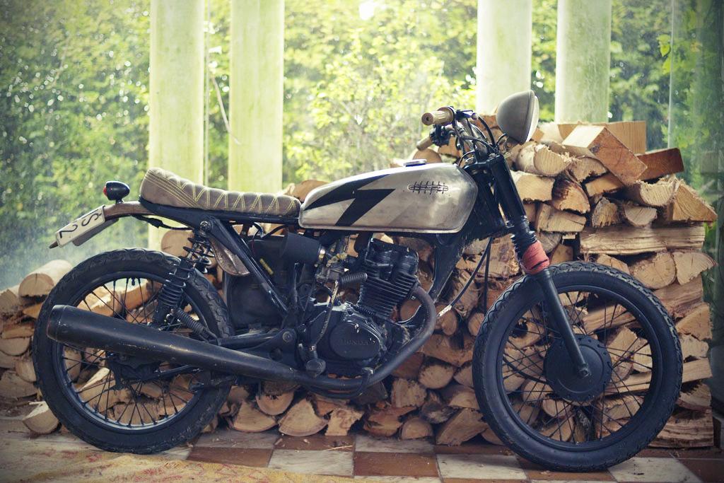 :: free the wheels ::: Honda Cg125
