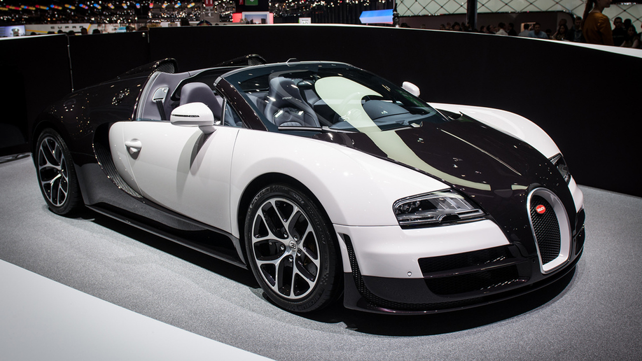 » TRAVEL: THE 10 MOST EXPENSIVE CARS IN THE WORLD (2016