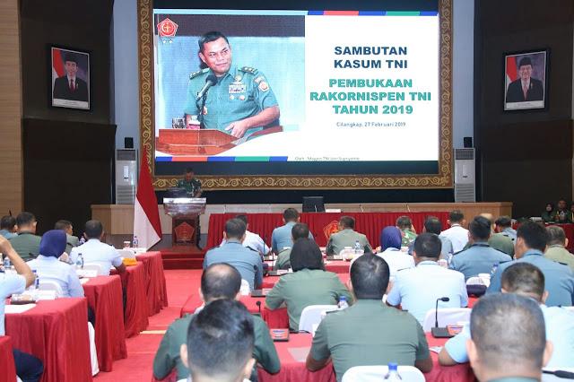 Jajaran Penerangan TNI Harus Lebih Berkualitas