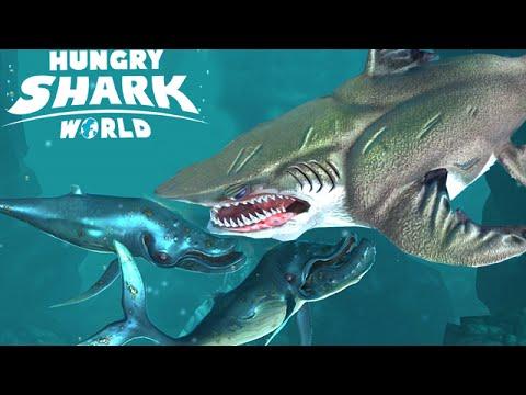 Resultado de imagen para Hungry Shark® World