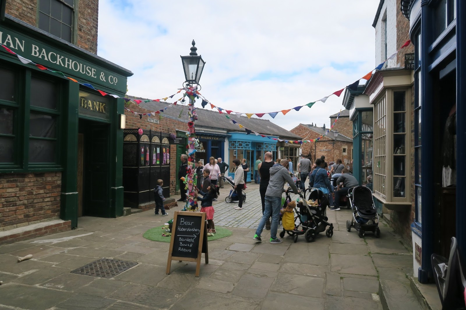 Preston Park Museum | Teddy Bears Picnic - A Review - Victorian Street