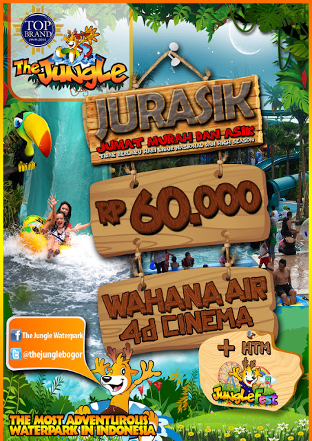 Promo Harga Tiket Masuk The Jungle