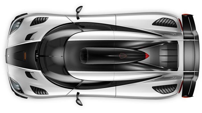 Wallpaper 2: Koenigsegg One:1
