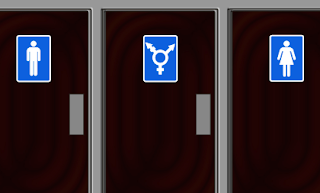 Tranny Bathroom