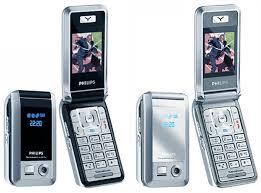 Spesifikasi Handphone Philips Xenium 9@9i