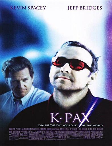 Ver K-Pax – Un universo aparte (2001) Online