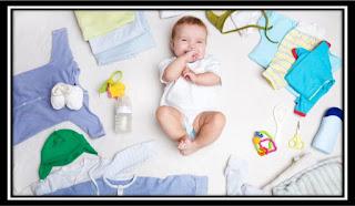 Kriteria Baju untuk Baby yang Nyaman di Kulit