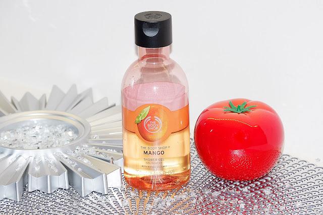 Ulubieńcy 2017 żel pod prysznic the body shop tonymoly tomatox