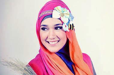Tips memilih Headband atau Bandana Untuk Jilbab