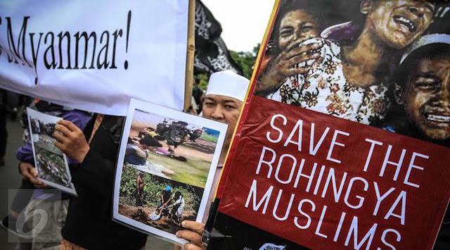 DPR RI Kecam Penembakan Aktivis Hukum Pembela Rohingya