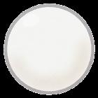 ビリヤードボールのイラスト(白)