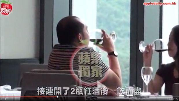 Keluar Dengan Anak Najib Di Taiwan,Celia Zhang Yang Bayar
