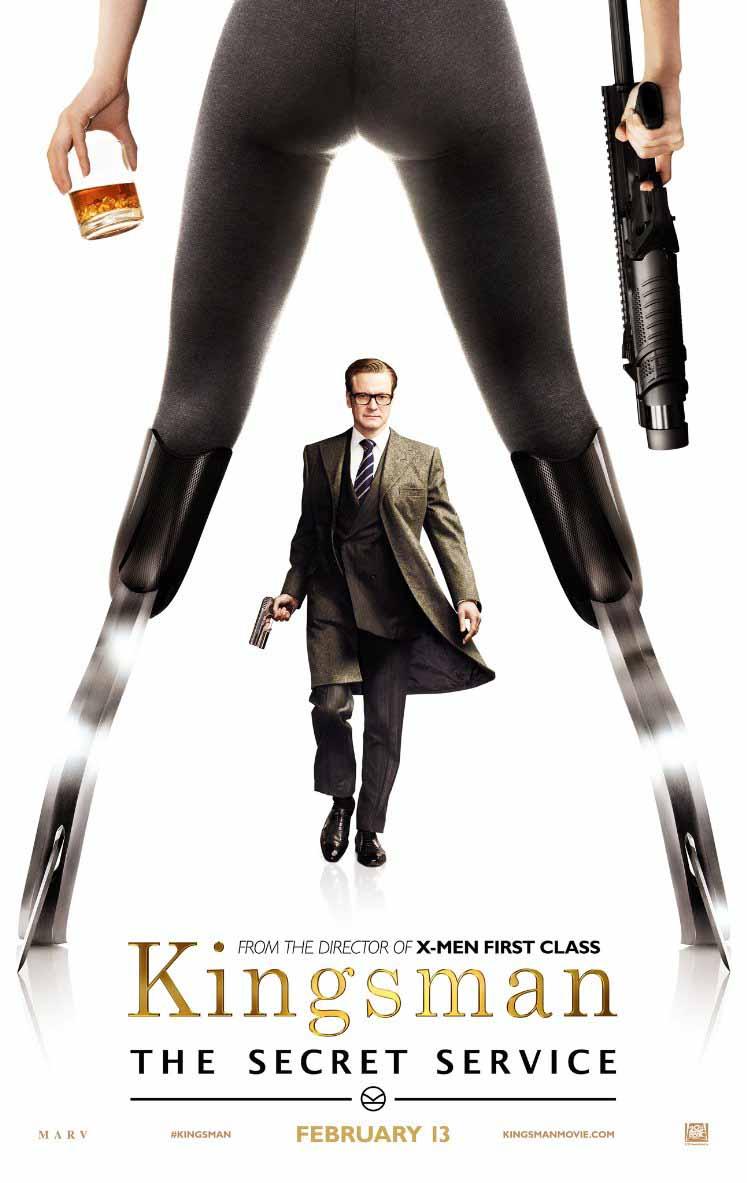 Nonton Film Kingsman The Secret Service (2014)