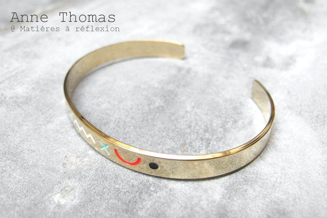 Anne Thomas bracelet Isis