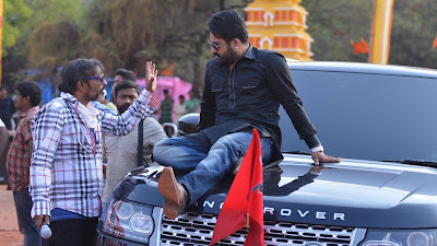 Jr NTR Stylish HD Picture Of Jai Lava Kusa Movie