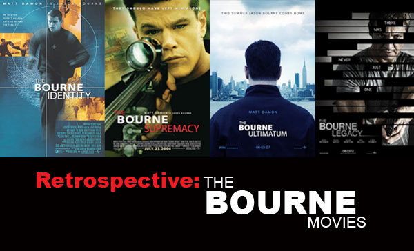 Retrospective: The BOURNE Movies