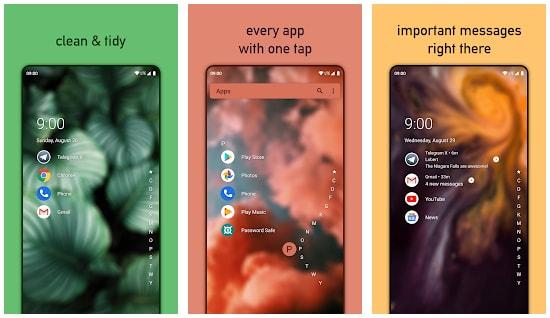 Best Apk Launcher On Google Play Store | Top Nova Launcher Alternatives 2019