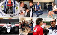 Robert Kubica podsumowanie roku 2018 F1 Williams