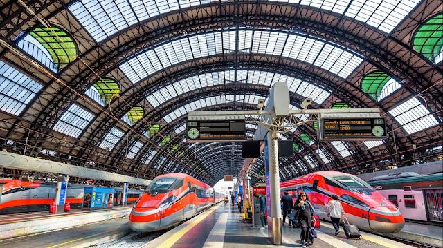 ¿Viajas en tren por Europa? Todo lo que tienes que saber para moverte con facilidad