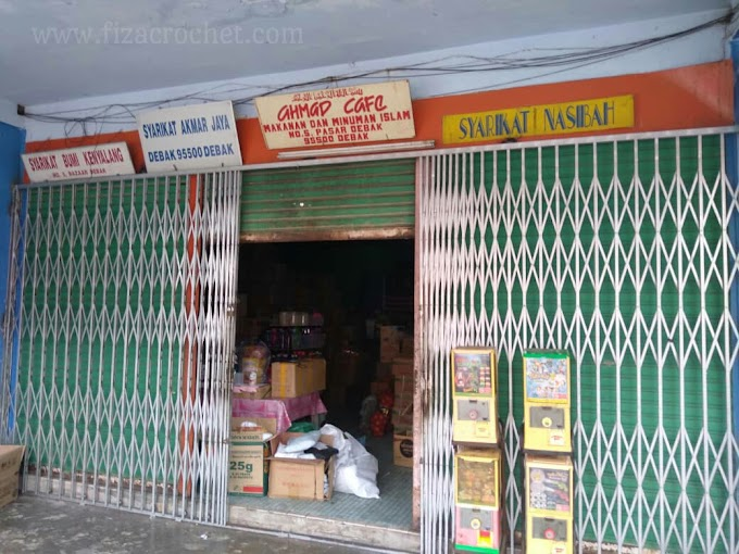Di manakah letaknya lokasi agen ABX Debak, Sarawak?
