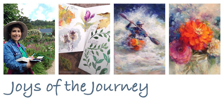 Joys of the Journey with Nancy Laliberte