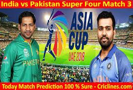 Ind vs Pak Asia Cup