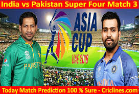 Ind vs Pak Asia Cup