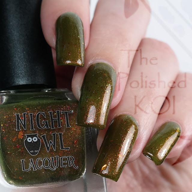 Night Owl Lacquer - Idjits!