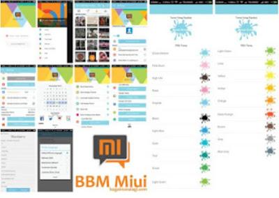 Donwload BBM Mod MIU Versi 2.11.0.18 Terbaru 2016