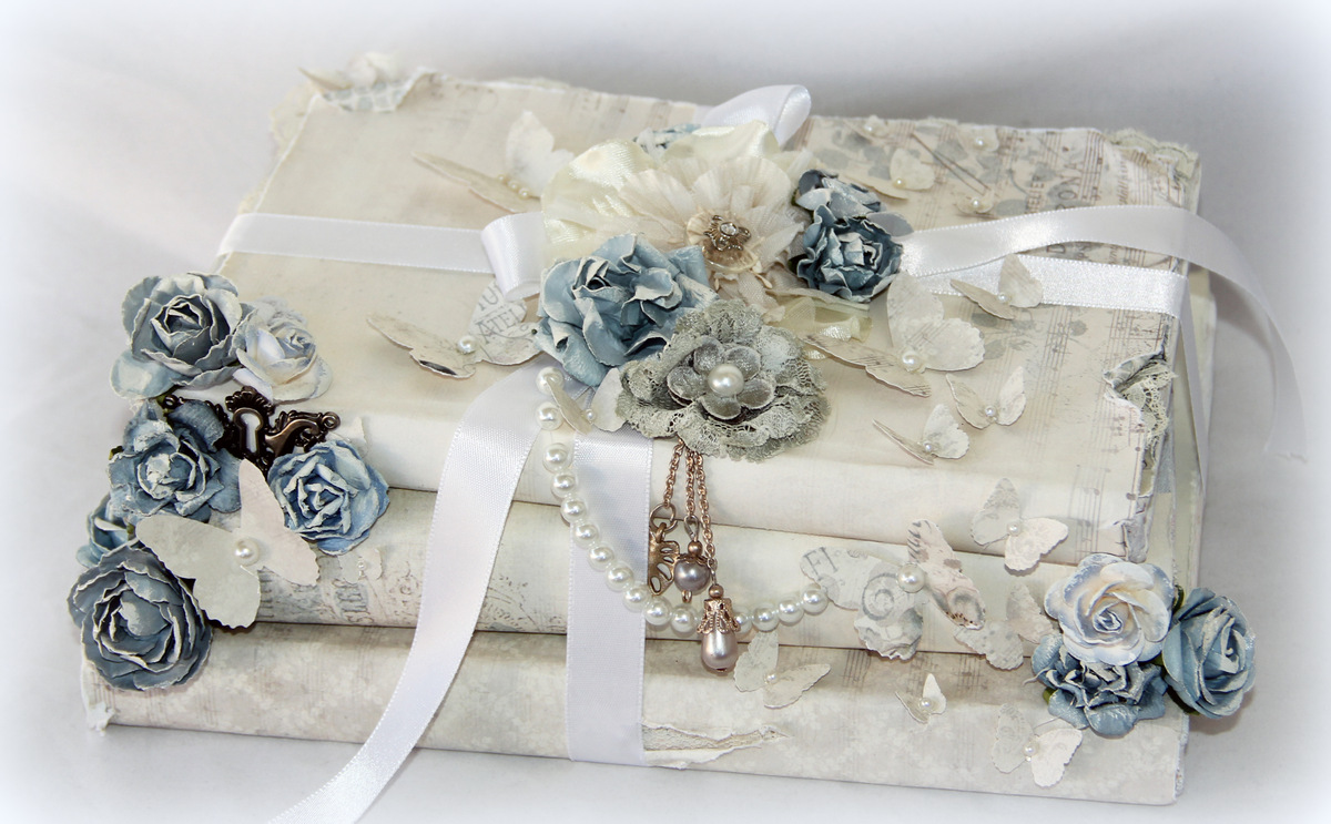 Tiffanys Paper Designs: Altered Vintage books. Shabby chic