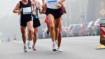 Recuperación rápida corredor