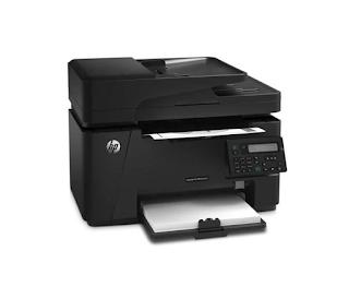 HP LaserJet Pro MFP M127fs Drivers Download