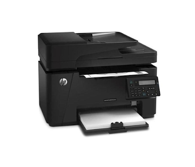 HP LaserJet Pro MFP M127fs Drivers Download