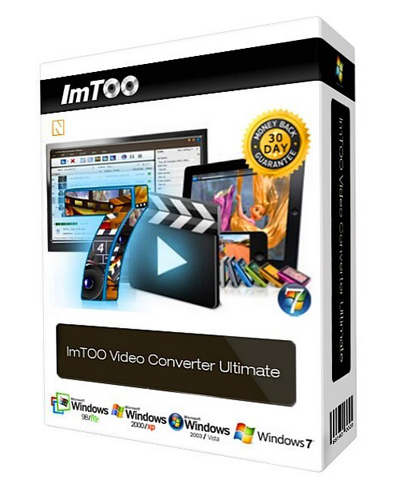 ImTOO Video Converter Ultimate 7.8.7.20150209 + Crack