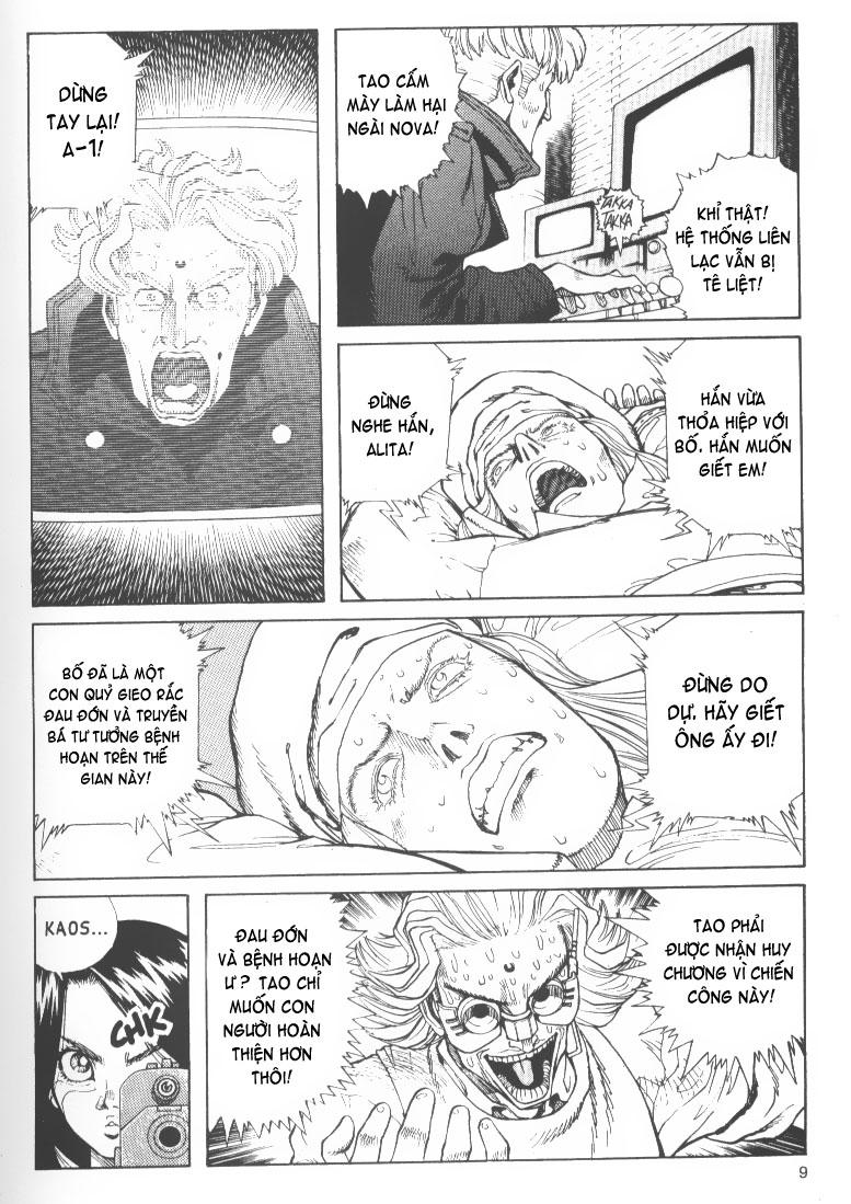 Battle Angel Alita chapter 48 trang 8