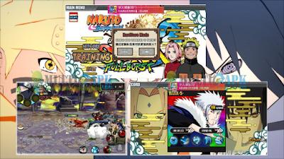 Naruto Shippuden Ultimate Ninja Storm 4 Versi 2.0 Apk Mod