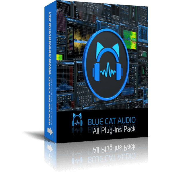 Download Blue Cat's All Plug-Ins Pack 2019