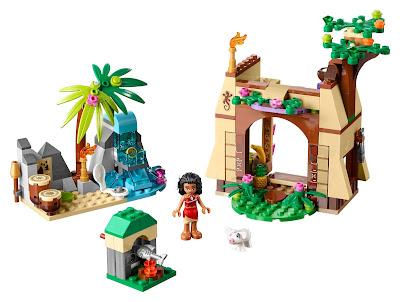 für vaiana film fans: LEGO Disney Vaianas Abenteuerinsel