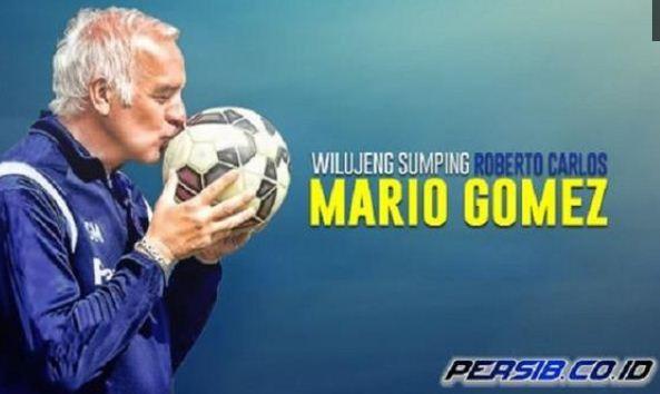 Persib Rekrut Pelatih Mario Gomez Atas Rekomendasi Legenda Inter Milan